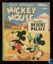 Mickey Mouse and the desert palace