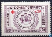 Friendship of the children of the world (Red Cross)