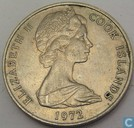 Cook eilanden 20 cents 1972