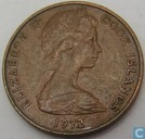 Cook eilanden 2 cents 1972