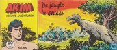 Comic Books - Akim - De jungle in gevaar