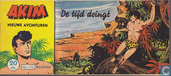 Comic Books - Akim - De tijd dringt