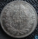 France 20 centimes 1856 (A)