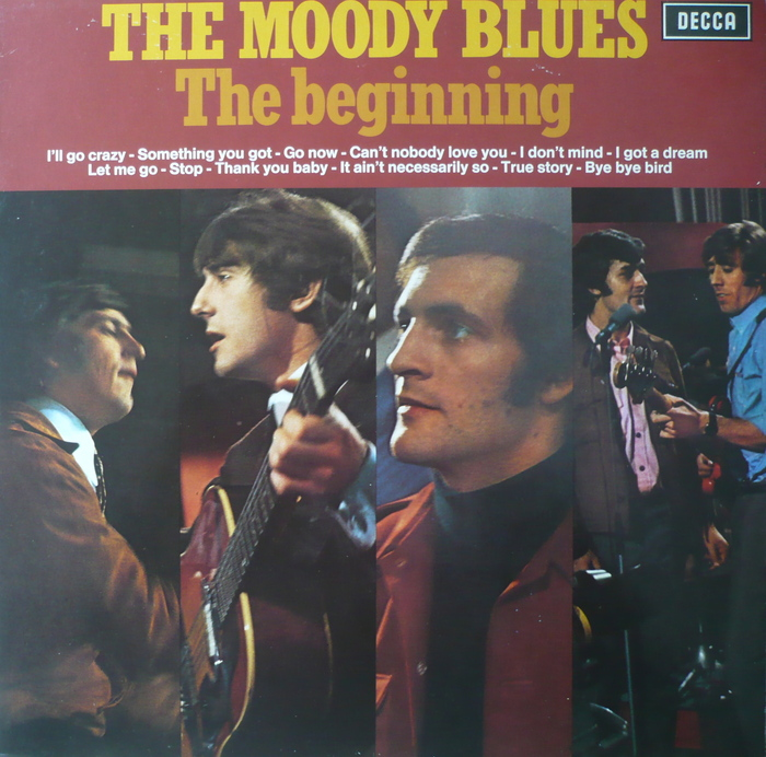 The Moody Blues & Members - Lot of 15 albums (Decca