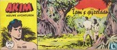 Comic Books - Akim - Tom's gijzelaar