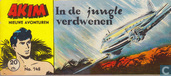 Bandes dessinées - Akim - In de jungle verdwenen