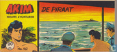 Comic Books - Akim - De piraat