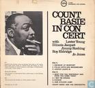 Vinyl records and CDs - Basie, Count - Count Basie in Concert