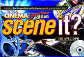 SCENE IT CINEMA 2 eme  EDITION