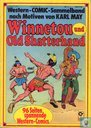 Western-Comic-Sammelband nach Motiven von Karl May Winnetou und Old Shatterhand