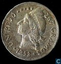 Dominican Republic 1 peso 1952