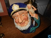 "Royal Doulton ""old salt"""