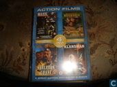 DVD / Vidéo / Blu-ray - DVD - Massacre in Rome + Return from the River Kwai + Skeleton Coast + The Klansman