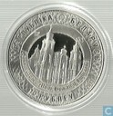 "Belarus 10 roubles 2013 (PROOF) ""Virgin Mary in Budslau"""