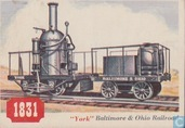 York, Baltiore & Ohio Railroad