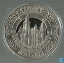 "Belarus 1 rouble 2013 (PROOF) ""Virgin Mary in Budslau"""