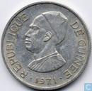 Guinee 2 sylis 1971