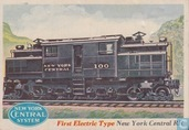 First Electric Type, New York Central RR