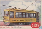 Birney Trolley Car, Safety Type