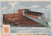 Wedge Snow Plow, New Haven Railroad
