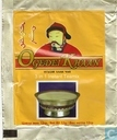Tea bags and Tea labels - Oegedei Khaan - 3 in 2 Instant Teamix