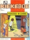 Strips - Kiekeboes, De - Kiekeboe in Carré