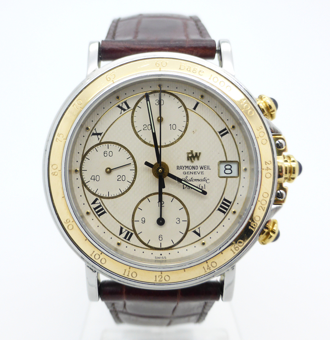 Raymond Weil Parsifal Chronograph Gold (18k) / Steel Model 7789