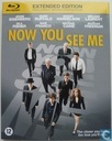 DVD / Video / Blu-ray - Blu-ray - Now You See Me