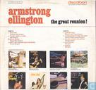 Vinyl records and CDs - Armstrong, Louis - Armstrong/Ellington The great reunion