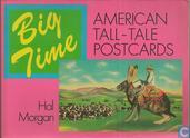 American tall-tale postcards