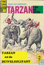 Comic Books - Tarzan of the Apes - Tarzan en de duivelsolifant