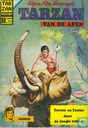 Comic Books - Tarzan of the Apes - Tarzan en Tantor doen de jungle trillen