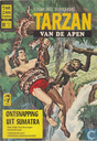 Comic Books - Tarzan of the Apes - Ontsnapping uit Sumatra