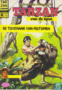 Comic Books - Tarzan of the Apes - De tovenaar van Motumba