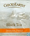 Black Tea Tropical Peach