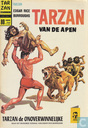 Comic Books - Tarzan of the Apes - Tarzan de onoverwinnelijke!