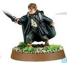 Sam - The Fellowship of the Ring unpainted