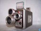 Brownie movie camera turret f/1.9 - 8mm