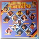 Harry Thomas presenteert Schlagerfestival '83