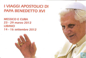 Pope Benedict XVI Travels