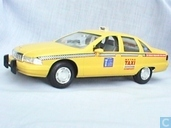 Taxi / Fire Chief Chevy Caprice