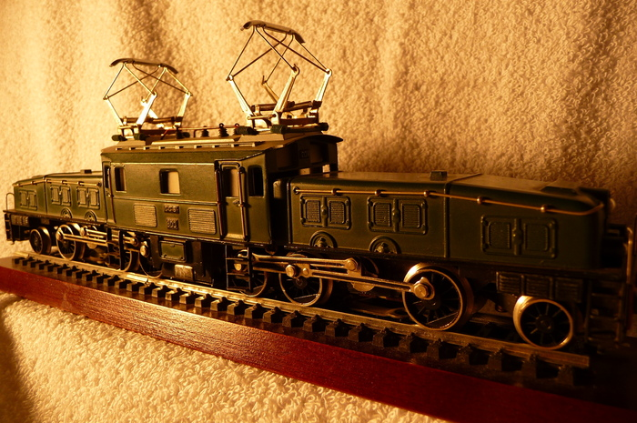 Märklin H0 - CCS 800 - Swiss dark green crocodile