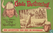 Comic Books - Eric the Norseman - De grote beslissing