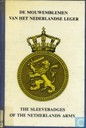 De Mouwemblemen van het Nederlandse Leger/ The sleevebadges of the Netherlands Army