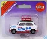 Rover Mini  Pizza taxi