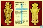 FK.41 USA Florida The legend of the Crucifix Fish Christianity