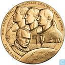 USA New Frontier Congressional Gold Medal 2011