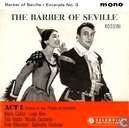 Barber of Seville - Excerpts No. 3