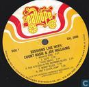 Vinyl records and CDs - Basie, Count - Sessions, Live Count Basie, Joe Williams and Art Blakey