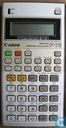 Canon F-73 Scientific statistical calculator